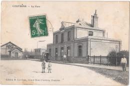 COUTERNE --La Gare - Autres Communes