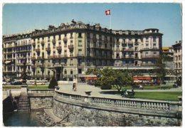 TZ195     Genève Grand Hôtel Beau-Rivage - GE Genève