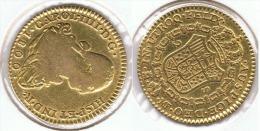 ESPAÑA CARLOS IV 2 ESCUDOS  1800 MADRID ORO GOLD A13 - [ 1] …-1931 : Reino