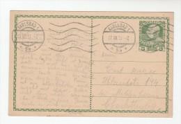 1913 CARLSBAD Karlovy Vary POSTAL STATIONERY CARD Stamps AUSTRIA Cover Karlsbad  Czechoslovakia - 1850-1918 Empire