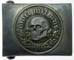 WW1 GERMAN BELT BUCKLE - 1939-45