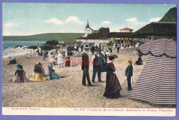 Miramar Playa - No. 4005 Propiedad De Los Editores Mattensohn & Grimm, Valparaiso - Chile