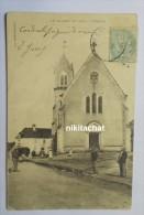 Le Luart-L'église-Tambour à Gauche - France