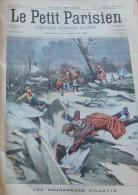 PETIT PARISIEN 1907N°937: EMEVILLE(VILLERS-COTTERETS) FILLETTE COURAGEUSE/SERVICE VAGUEMESTRE FORTS DES ALPES - Journaux - Quotidiens