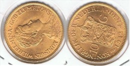 HOLANDA NEDERLANDEN GUILLERMINA 10 GULDEN FLORINES 1912 ORO GOLD A 60 MUY BONITA - [ 3] 1815-… : Reino De Países Bajos