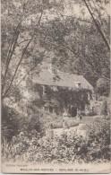CPA 78 SENLISSE Vallée De Chevreuse Le Moulin Des Roches - France