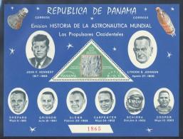 Panama - 1965 Space Research Block (1) MNH__(FIL-9929) - Panama
