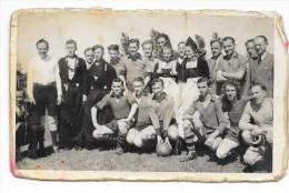 Football - Carte Postale: Seraing Standard - Tous Les Noms Des Joueurs Au Dos. - Soccer