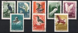 Hungary 1959. Animals / Birds Nice Set, Used - Uccelli