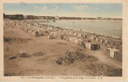 CPA-1920-44-Le POULIGUEN-Vue De La Plage Et La  BAULE-TBE - Le Pouliguen