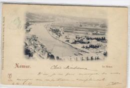 NAMUR  -  L Meuse  -  1897 - Namur