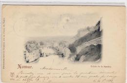 NAMUR  -  Ecluse De La Sambre -  1897 - Namur
