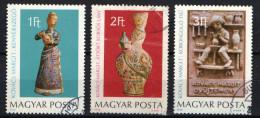 Hungary 1978. Ceramia Arts Nice Set, Used - Hongrie