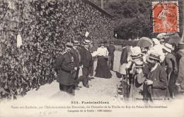 Fontainebleau - Vente Aux Enchères Par L´administration Des Domaines Du Chasselas De La Treille Du Roy - Fontainebleau