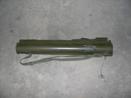 Lance Roquette US M72 LAW - Armes Neutralisées