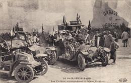 Le Raid Pékin-Paris - Les Voitures Accompagnant Le Prince Borghèse - Unclassified
