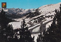 VALLS D'ANDORRA  Route Du Port D'envalira (dil185) - Andorre