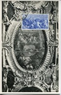 2594 Italia,  Maximum 1947 Painting Of Veronese In The Palazzo Ducale Of Venice, Veronese Palace Ducal A Venise - Cartoline Maximum