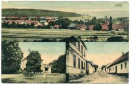 XCZE.68.  ULLITZ - Ulice - Tsjechië