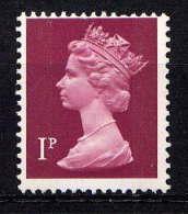 GRANDE BRETAGNE - N° 606a**- S.M. ELIZABETH II - 1952-.... (Elizabeth II)