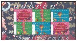 Nederland / Netherlands 1997 Elderwelfare Rose S/S MNH - Period 1980-... (Beatrix)
