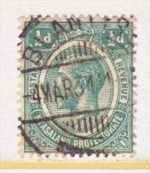 NYASSALAND  25    (o)   Wmk. 4 - Nyasaland (1907-1953)