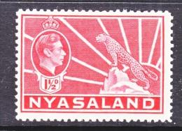 NYASSALAND  56    * - Nyasaland (1907-1953)