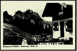 Grassau Im Chimgau  -  Grassauer Hütte / Hochalm  -  Ansichtskarte  Ca. 1953   (5612) - Chiemgauer Alpen