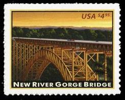 Etats-Unis / United States (Scott No.4511 - New Rive R Gorge Bridge) [**] - Ongebruikt