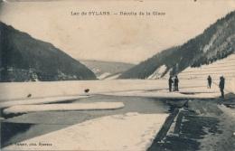 01 - LAC DE SYLANS - Ain - Récolte De La Glace - Nantua