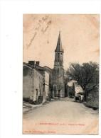 Sainte-Thecle. Clocher De L'Eglise. - France