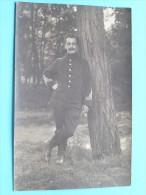 Soldaat / Soldier / Coporal ( Carabiniers 3/2 ) - Anno 1907 Verstuurd / Stamp ( Zie Foto Voor Details ) ! - Personen