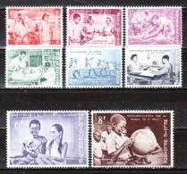 1139/46**  Indépendance Du Congo - Série Complète - MNH** - Vendu à 10% Du COB!!!! - Belgique
