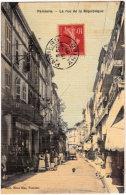 09. PAMIERS. La Rue De La République - Pamiers