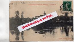 16 - EXIDEUIL SUR VIENNE -COTE NORD  -  EDITEUR ERNEST MESIERE  SAINT JUNIEN - Frankrijk