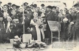 Une Noce Aux Marais Vendéens - De Modestes Cadeaux - Poème De C. Chaplot - Collection Boutain - Marriages