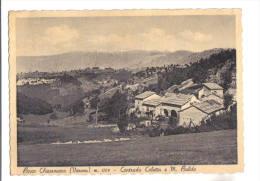 Bosco Chiesanuova, Contrada Coletta E Monte Baldo - F.G. - Anni ´1940 - Verona