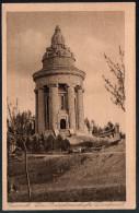 1776 - Ohne Porto - Alte Ansichtskarte - Eisenach Buschenschaftsdenkmal Denkmal Gravüre Karte N. Gel. Jagemann - Monuments