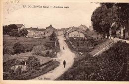 39 JURA - COUSANCE Ancienne Route - France