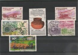 NOUVELLE CALÉDONIE Lot Oblitérés  N°Y/T : 230/31-P.A. N° 281-297-301-323 - Neukaledonien