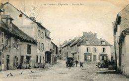 V1959 Cpa 19 Vigeois - Grande Rue - France