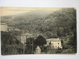ALBON - D'ARDECHE - USINE DE LA NEUVE - Autres Communes