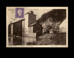 03 - BAYET - Moulin à Eau - France