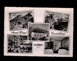 05 - LA GRAVE - Multi Vues - Carte Pub Hotel - Autres Communes
