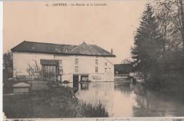 LHUITRE (10). Le Moulin Et La Lhuîtrelle - France