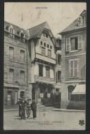 22 LANNION - Café QUENVEN LEBERRE - Vieille Maison - Lannion