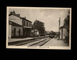 13 - MEYRARGUES - Gare - Train - Meyrargues