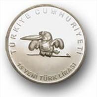AC - 23rd WORLD UNIVERSITY GAMES FISU UNIVERSIADE IZMIR, TURKEY 2005 PROOF UNC - Turchia
