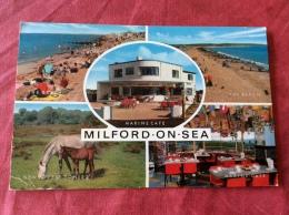 UK Milford On Sea 1973 - England