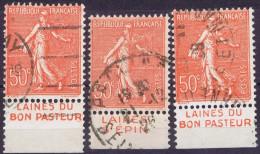 Pub Publicitimbres Semeuse 199 Carnet Booklet Laine Bon Pasteur - Advertising